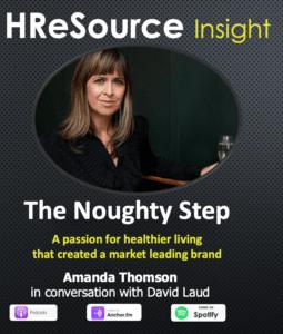 Fizzing Conversation with Amanda Thomson
